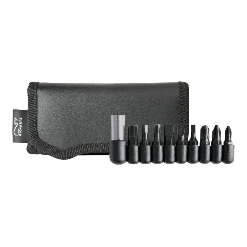 PURA tool pouch + bits
