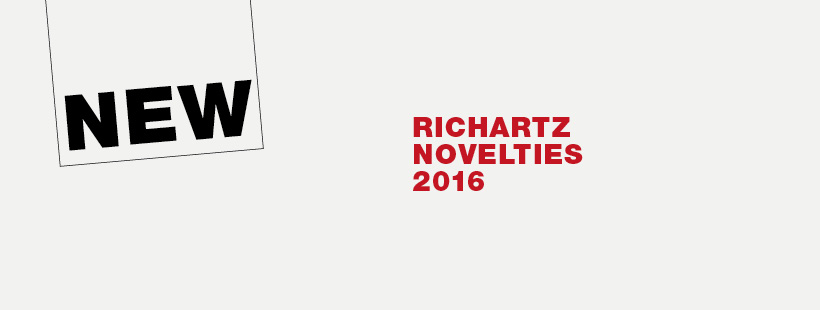 These are the RICHARTZ novelties 2016