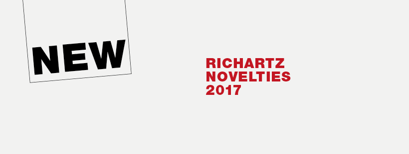 These are the RICHARTZ novelties 2017